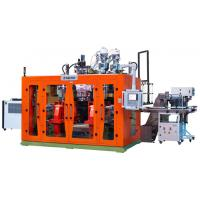 Child Play Motor Bike HDPE Blow Molding Machine , PET Blow Moulding Machine Double Station Manufactures