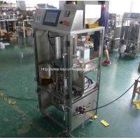 China Automatic Vacuum Tea Bag Packing Machine with Inner Bag and Outer bag on sale