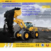 CHINA SDLG 5T WHEEL LOADER LG952,LG953,LG956,LG958,LG959 Manufactures