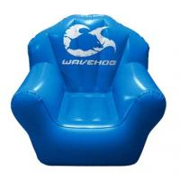 Buy cheap Double Seat Blue Inflatable Sofa Chair PVC For Party Room from wholesalers