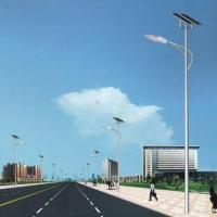 China Solar Streetlights with Imported Mono-crystalline Solar Modules on sale