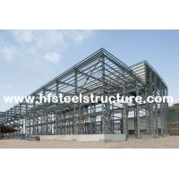 Composite Structural Steel Hanger With H Shape Beam CZ Purlin Manufactures