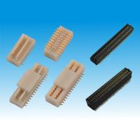 Durable 0.5mm Board To Board Connector PA9T LCP Electrical Equipment Use Manufactures