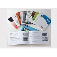 China 16 Page Color Booklet Printing A4 Brochure Printing Matt Lamination OEM Available on sale