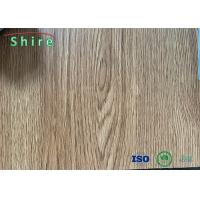 China Spc Flooring Commercial Vinyl Flooring Tile Wood Grain Click Flooring on sale
