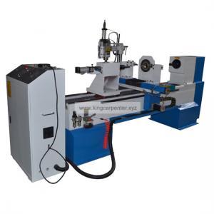 CNC wood carving lathe machine KC1530-S Manufactures