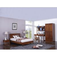 Quality New design Upholstered headboard Bedroom furniture set By ISO9001 and FSC china for sale