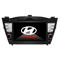 China 128MB Car Radio DVD GPS Players for Hyundai IX35 DVD Navigation System HDX-735GD on sale