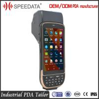 Wireless GPS PDA Thermal Printer For Packing Ticket Restaurant Menu Ticket Printing Manufactures