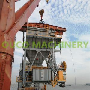 750TPH Bag Filter Bulk Cargo Discharge Hopper Manufactures