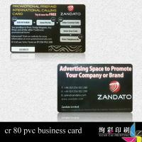 CMYK Printed Plastic Cards Manufactures