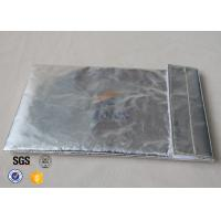 Eco-Friendly Safe Protective Fire Resistant Document Storage Bag 6.7 x 10.6 Manufactures