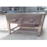 Stainless Steel Meat Processing Machine For Mixed Sausages Automatic Discharging Manufactures