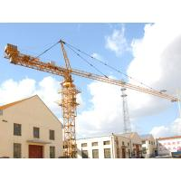 6T QTZ80(5513)  Construction Machinery /topkit Tower Crane Manufactures
