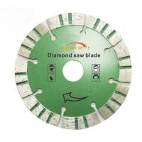 Buy cheap Wet And Dry Cutting Diamond Saw Blade 4 - 8 Inches For Porcerlain / Ceramic Tile from wholesalers