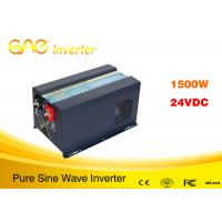 FI-15224 Best price low frequency 1500W pure sine wave inverters charger automatic inverter charger Manufactures