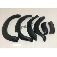 China Wide Extend Black Fender Flares For Toyota Hilux Vigo Champ MK6 05 11 Car Accessories on sale