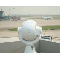 Security EOS Electro Optical Systems , Radar Tracking System For Vessel / Aircraft