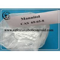Mannitol inhibitor of norepinephrine and seritonin uptake CAS 69-65-8 White powder Manufactures