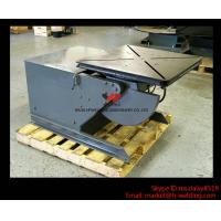 High Frequency Pipe Welding Positioners 30 Ton Head Tail Welding Turn Table Manufactures