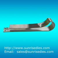 OEM stamping stainless steel spring clips, China spring clip factory directly Manufactures