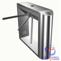 China 304 Stainless Steel Tripod Turnstile Gate Hydraulic Shock Absorbers Intelligent on sale