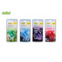 Double Dolphin Four Scents Hanging Air Freshener for Rear view Mirror Manufactures
