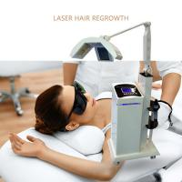 hair loss treatment machine low level laser therapy laser hair growth machine Manufactures