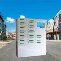 Wifi Access Cell Phone Charging Stations Solar Powered Mobile Phone Charging Vending Machine Manufactures