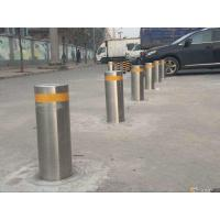 Security Telescopic Automatic Rising Bollards For Military And National Important Institutions Manufactures