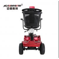 Quality Lead-acid Battery Powered Scooters , Travel Mobile Scooters For Disabled for sale