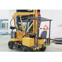 Hydraulic Guardrail Pile Driver Manufactures