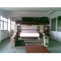 CE , ISO Certification PP Non Woven Fabric Making Machine with Conducting Oil Furnace Manufactures