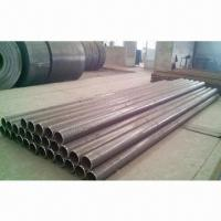 ERW Steel Pipes with 0.2 to 0.88 Inch Wall Thickness Manufactures
