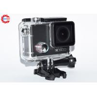 Helmet 2.0 Inch LCD 4K Action Camera Wide Angle Ef80 WIFI For Outdoor Sports