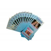 China Folded flyer printing, tri-fold flyer printing, big size flyer printing, art paper booklets printing on sale