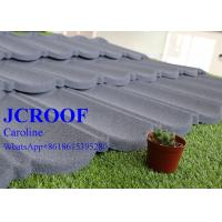Building Material Stone Coated Roofing Tiles Spanish Type with ISO Certificate Manufactures