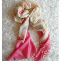Cashmere blended with wool scarf Manufactures