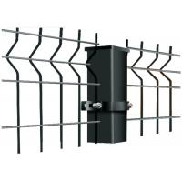 China Aging Resistance 3d Welded Garden Mesh Fence Panels Easy To Install on sale