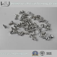 Precision OEM Stainless Steel CNC Lathe Turning Parts /CNC Machining Part Diameter 7mm Manufactures