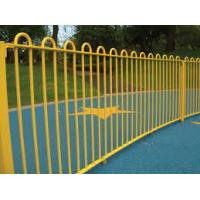 Bow Top Heavy Duty Wire Mesh FencingRailings Security Fixings For Swimming Pool Manufactures
