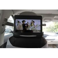 Audi car pad active headrest Monitor with touch screen wifi 3G USB 2.0 internet music video movie games Manufactures