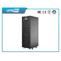 High Frequency Double Conversion Online UPS  40kVA 60kVA 80kVA With History Log Manufactures