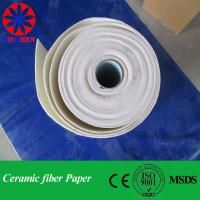 China Perfect material for insulating-JC Ceramic Fiber Paper on sale