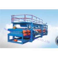 Buy cheap Foam Roofing Sandwich Panel Production Line 32kw Motor 45000 * 2500 * 2500mm from wholesalers