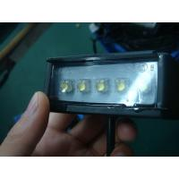 China high quality led license plate lamps vehicle lamps on sale