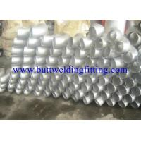 Nickel Alloy Steel 600 / Inconel 600 But Weld Fittings No6600 / Ns333 / 2.4816 ASME SB366 UNS NO6625 Manufactures