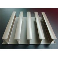 Industrial Aluminium Extrusion Profile Aluminium Frame Profile For Loading Container Manufactures