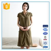 2016 New Ladies Hot Sale Plus Size Linen Dress Manufacturer In China Manufactures