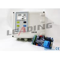 Professional Single Phase Pump Controller , Water Level Controller For Submersible Pump Manufactures